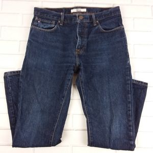 Tommy Hilfiger Denim 32X30 Jeans Reg. Fit Drk Blue